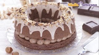 Chocolate Bundt Cake With Hazelnut Cream Filling - Recipe