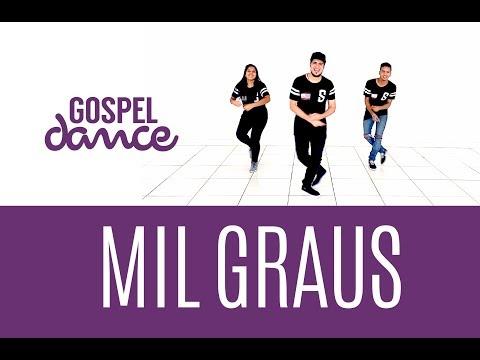 Gospel Dance - Mil Graus - Renascer Praise