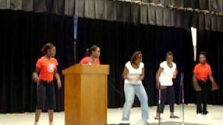 Baixar Tiana,Latia,Keturah,Dominque,andDonique dancing