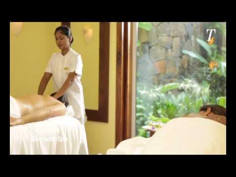 Spa in Mauritius - Le Touessrok Givenchy Spa