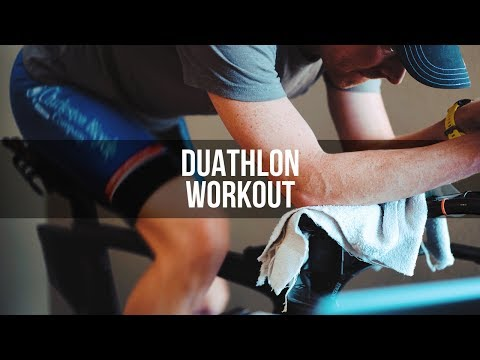 One Simple Duathlon Workout