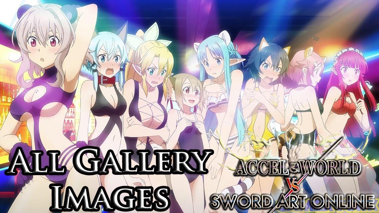 #SwordArtOnline #AccelWorld #SAO
