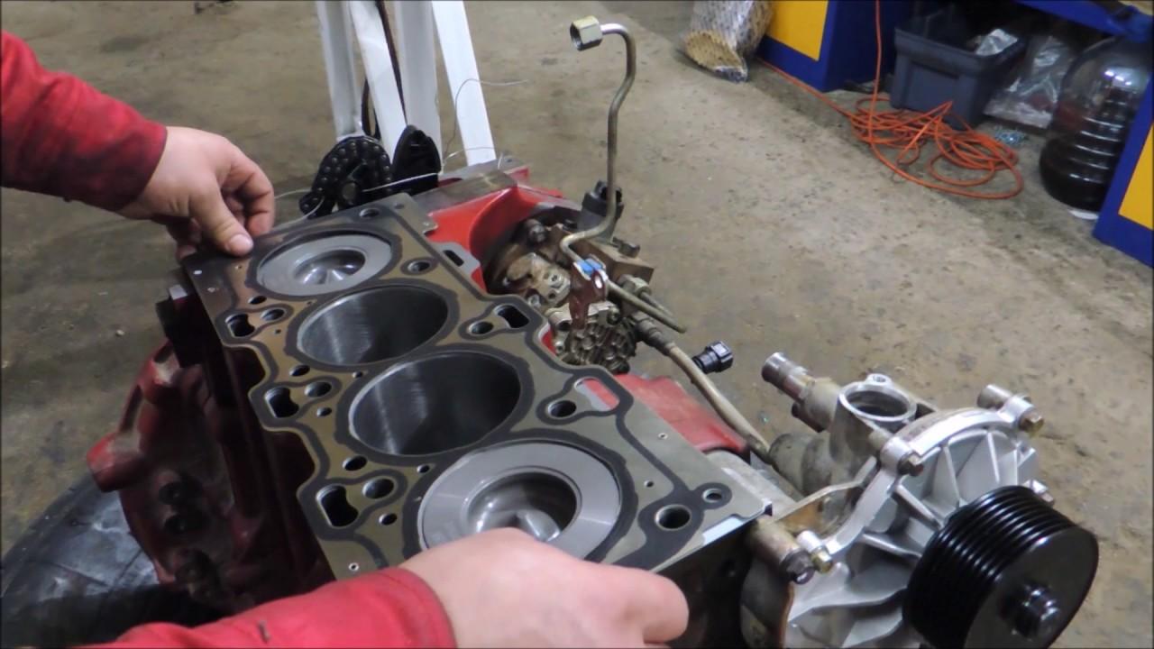 Сборка двигателя газель бизнес видео скачать торрент