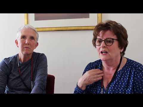 Brenda Blethyn and Ann Cleeves on The Seagull