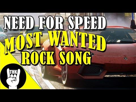 "NEED FOR SPEED ROCK RAP | TEAMHEADKICK ""Need 4 Speed"""