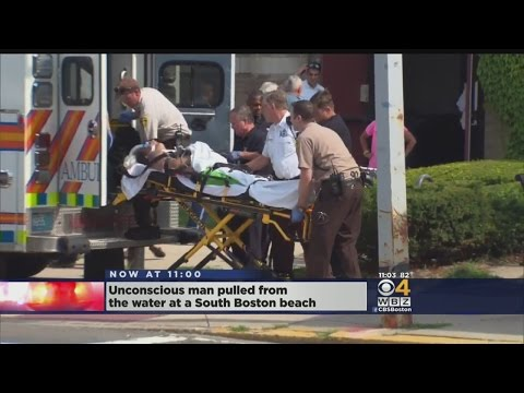 Unconscious Man Pulled From Water In South Boston