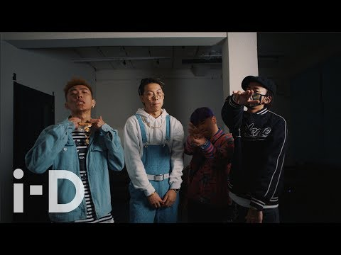 Taking Chinese Hiphop Global: i-D Meets Higher Brothers