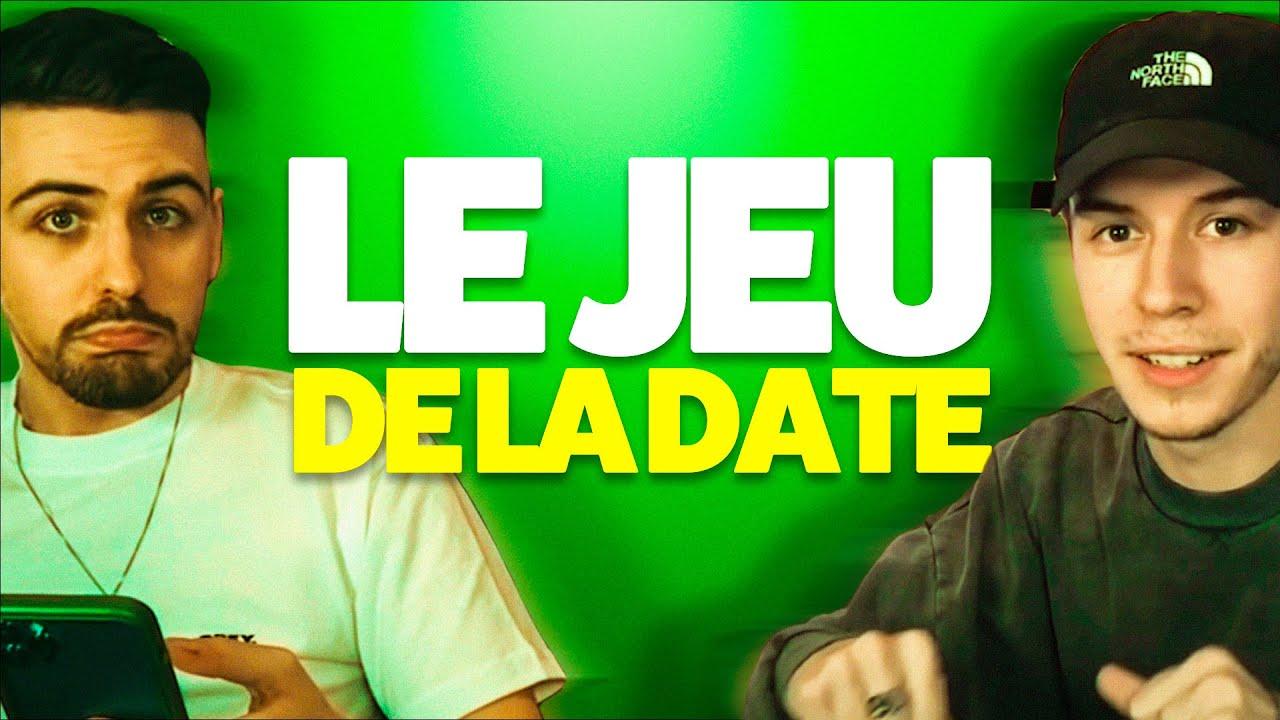LE JEU DE LA DATE ! - SEB (ft. JOYCA)