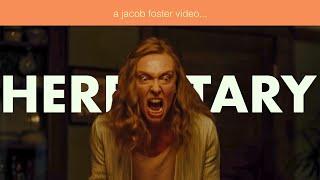 How Ari Aster Wrote Hereditary (video Essay)