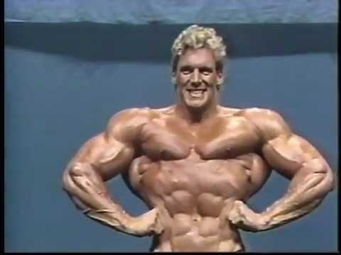IFBB World Amateur Championships Mr. Universe 1985