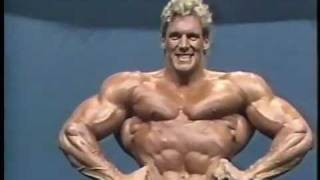 IFBB World Amateur Championships (Mr. Universe) 1985