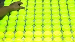 Производство теннисных мячей