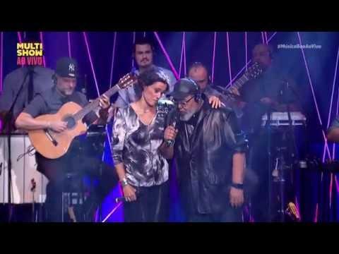 Jorge Aragão e Zélia Duncan - Enredo do Meu Samba Música Boa Ao Vivo