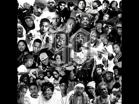 1 Hour of Old School 90s Hip-Hop Mix by djricardo