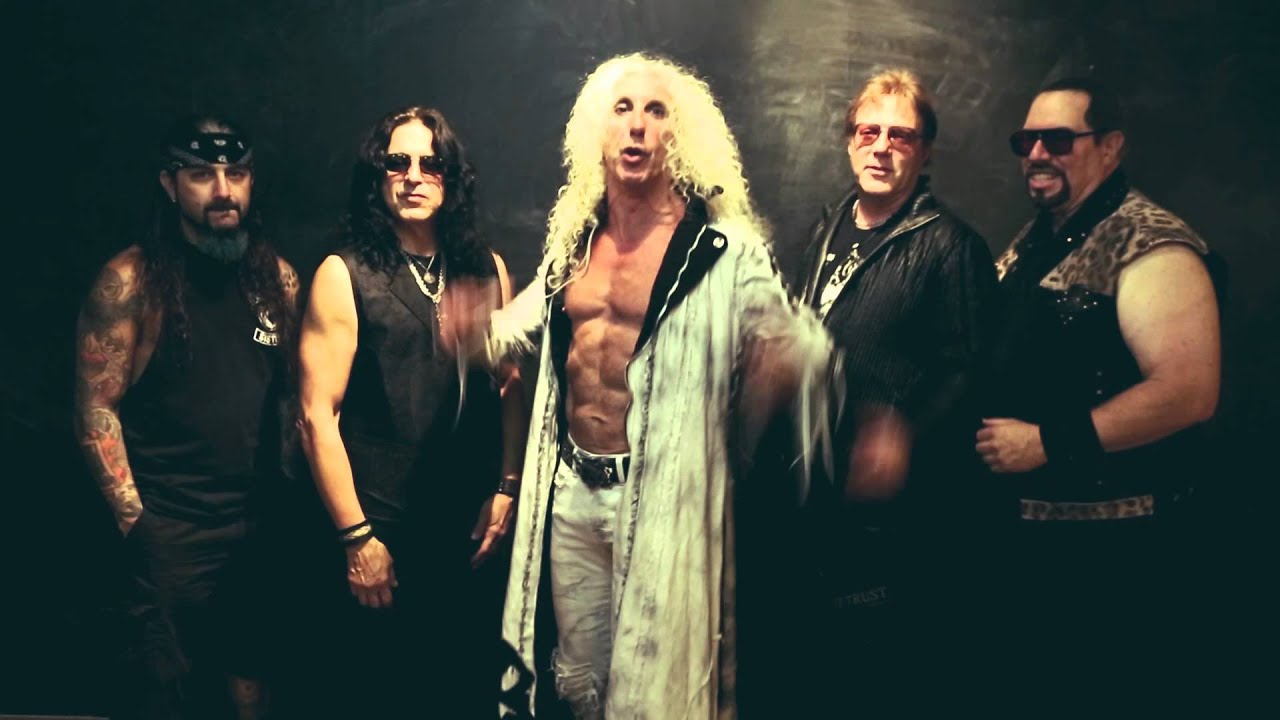 Twisted Sister - We're Not Gonna Take It & Other Hits