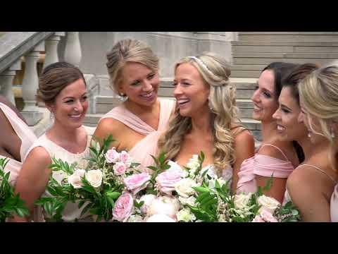 Chloe + Andrew Wedding // Ault Park // Cincinnati, Ohio