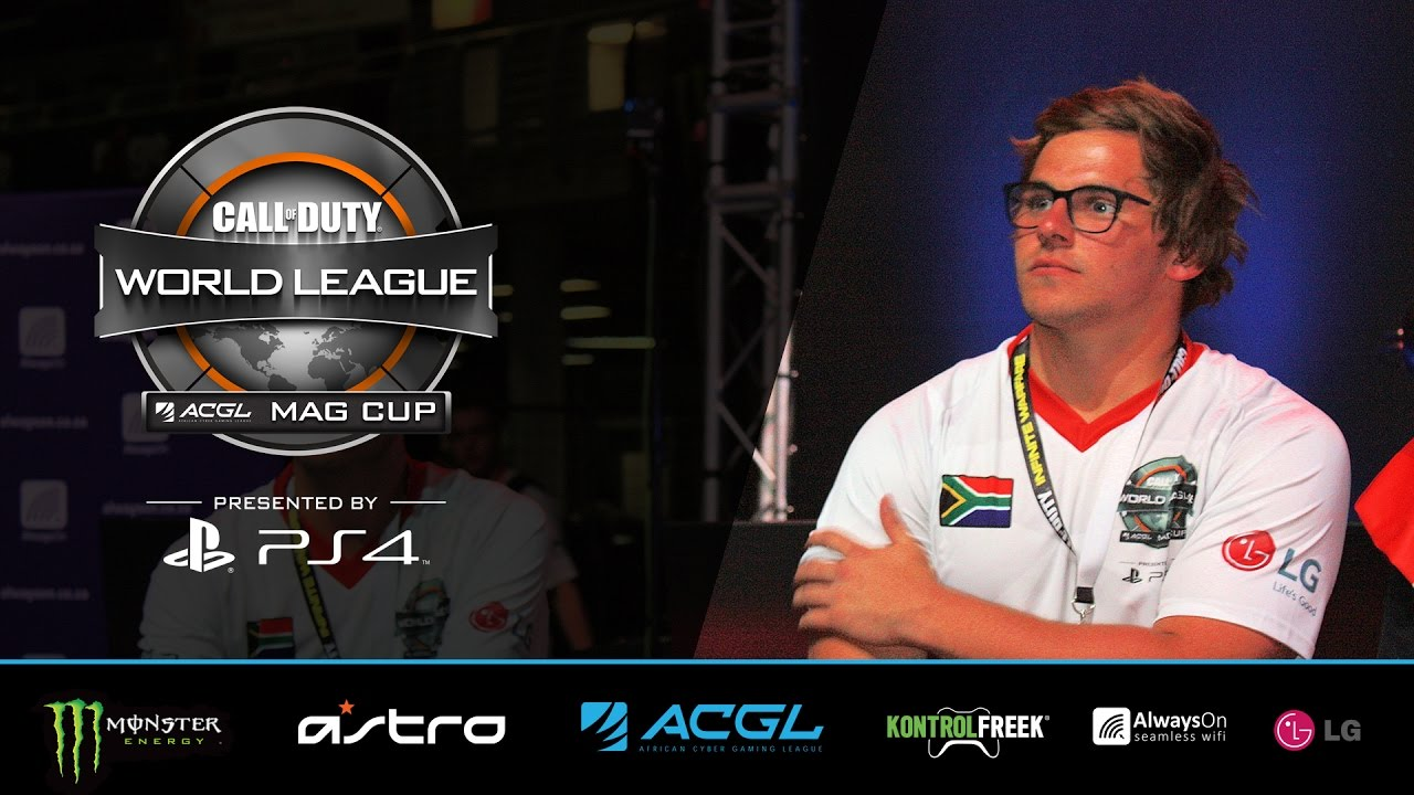 Rohan Janse van Rensburg on eSports