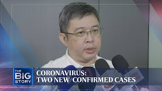 Coronavirus: Two new cases confirmed