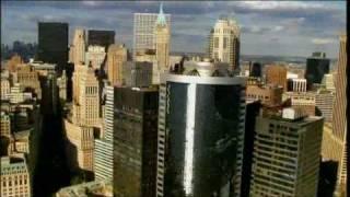 Hurricane hits New York- Animation