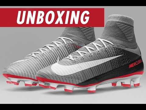 sale retailer f3969 5a257 Nike Mercurial Superfly Air Max 90 Unboxing