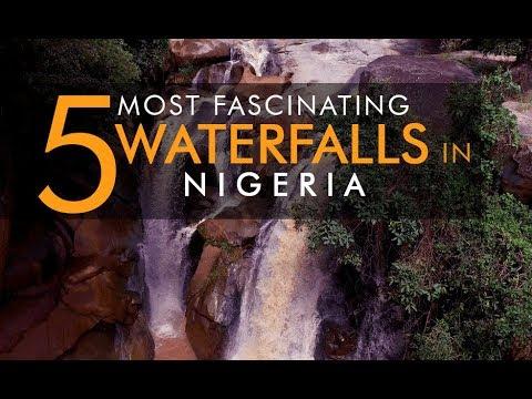 Top 5 Fascinating Waterfalls in Nigeria