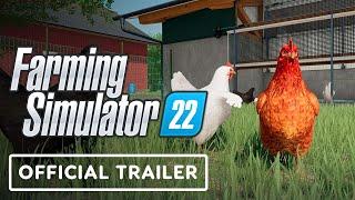 Farming Simulator 22 - Official Animals and Wildlife Trailer