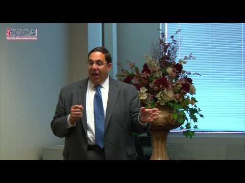 SVCA Foundation Forum with Ed Blum: Keynote Speech by Will Consovoy