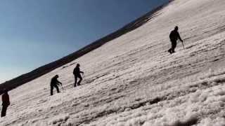 Pico de Orizaba - Glaciar de Jamapa