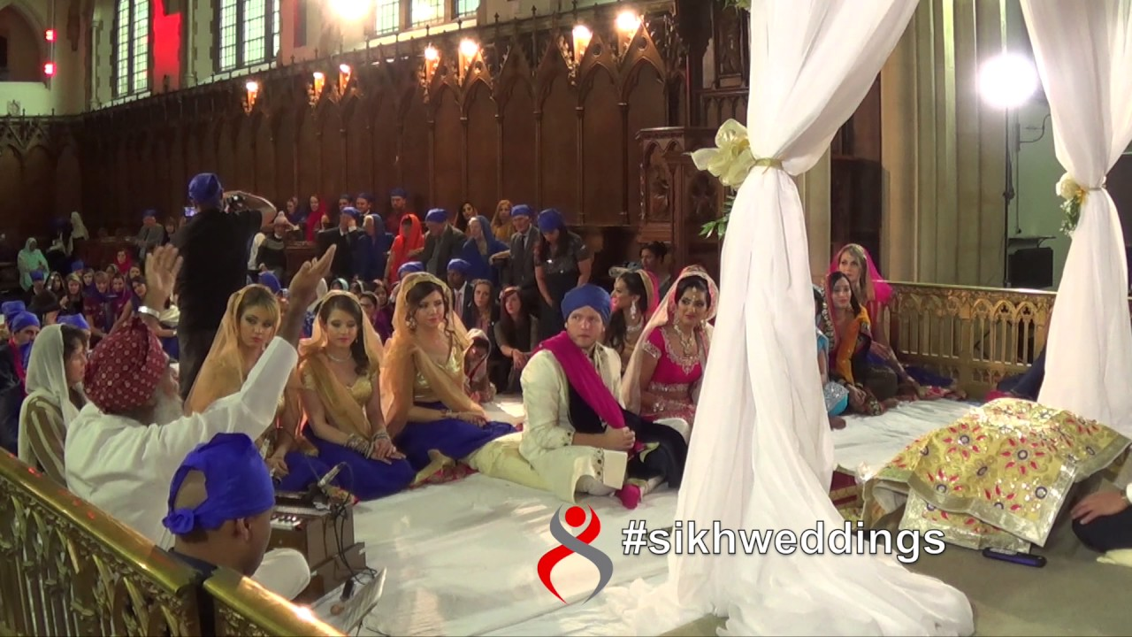 Lavaan 4 Message For Sikh Wedding