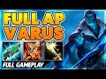 THIS IS BETTER THAN AD VARUS (CRAZY ONE SHOTS) - BunnyFuFuu Full Gameplay