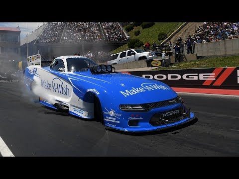 NHRA: It took 35 years, but Tommy Johnson Jr. finally gets elusive Denver win