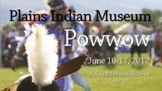 Plains Indian Museum Powwow 2012