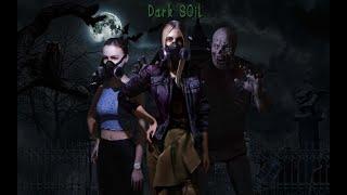 Темная почва