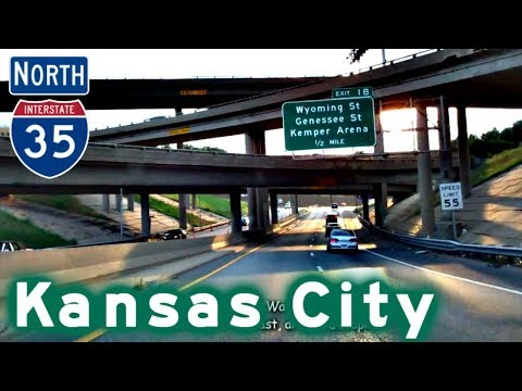 I-35 North to the Kansas City Loop