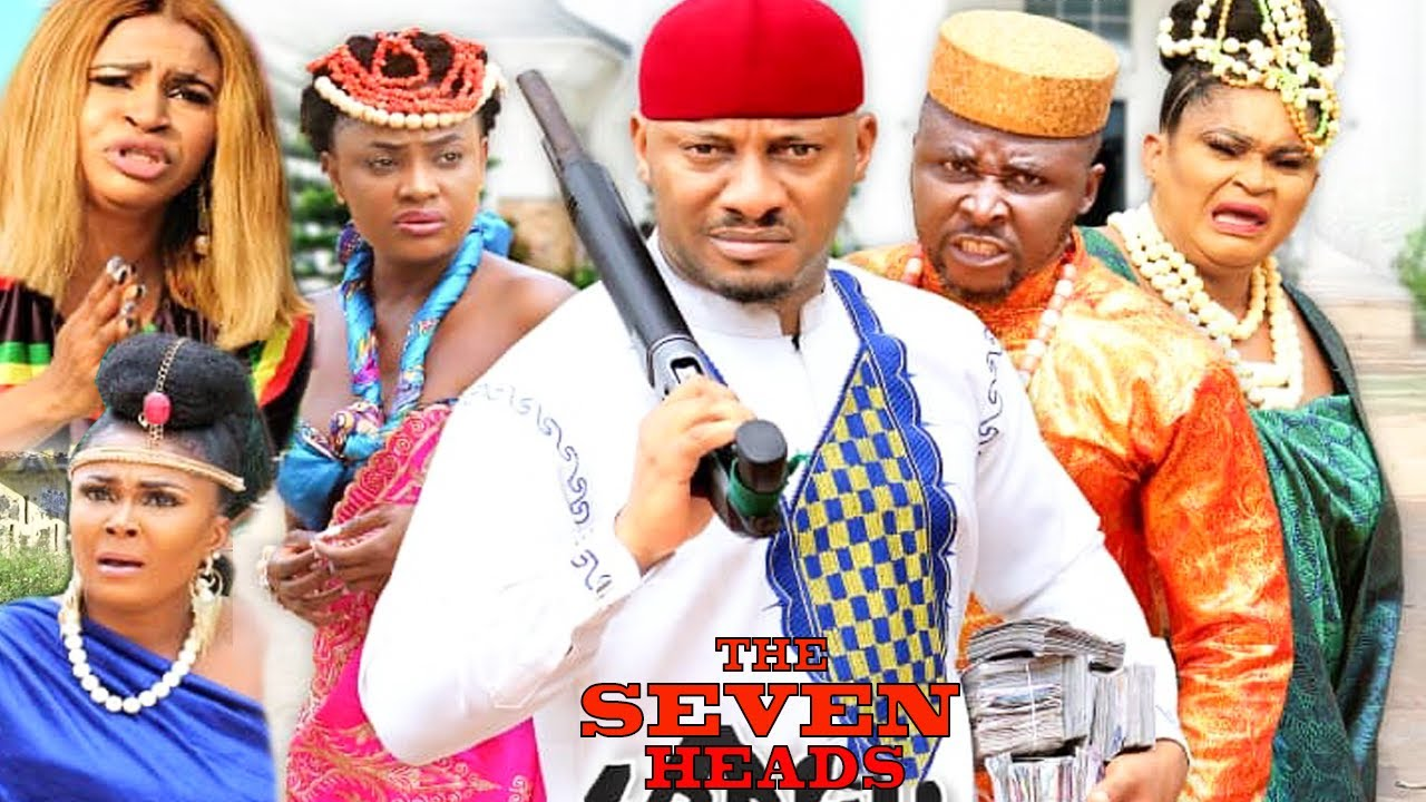 The Seven Heads Season 1 - Yul Edochie|2019 Latest Nigerian Nollywood Movie|New Movie