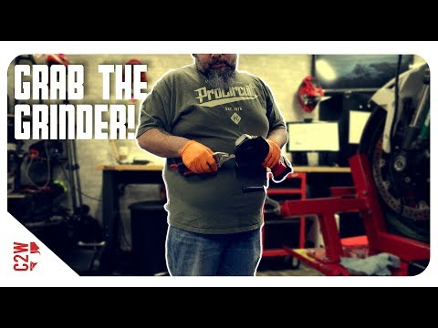 Making CUSTOM parts for the ZX10!! [Wrecked Bike Rebuild - S2 - Ep 15 - Ninja ZX-10R]