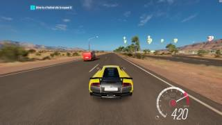 Video Reaching 420 km/h (261 mph) with 42 different cars in Forza Horizon 3 download MP3, 3GP, MP4, WEBM, AVI, FLV Desember 2017