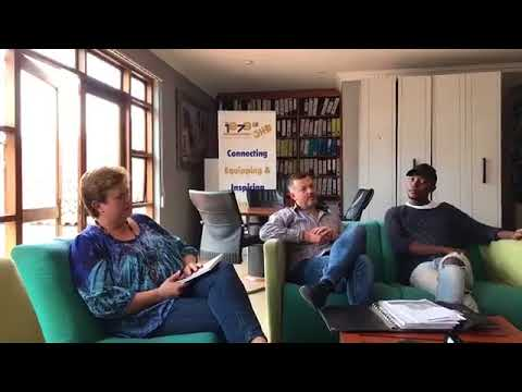 Change the World - Know thy neighbour PDA Africa Interview Lucky Token