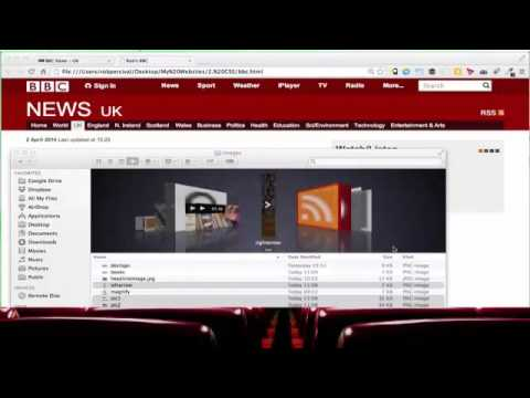 Lecture 67 - CSS PROJECT- BBC NEWS WEBSITE 5