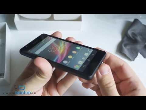 Распаковка Sony Xperia ZR (unboxing): самый защищенный телефон компании