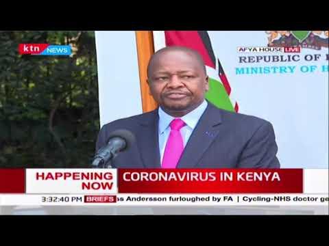 No more golfing in Kenya  | COVID-19 7th April 2020 Updates