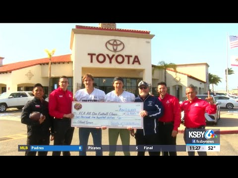 FCA All-Star Football Classic roster unveiling: Orcutt Academy