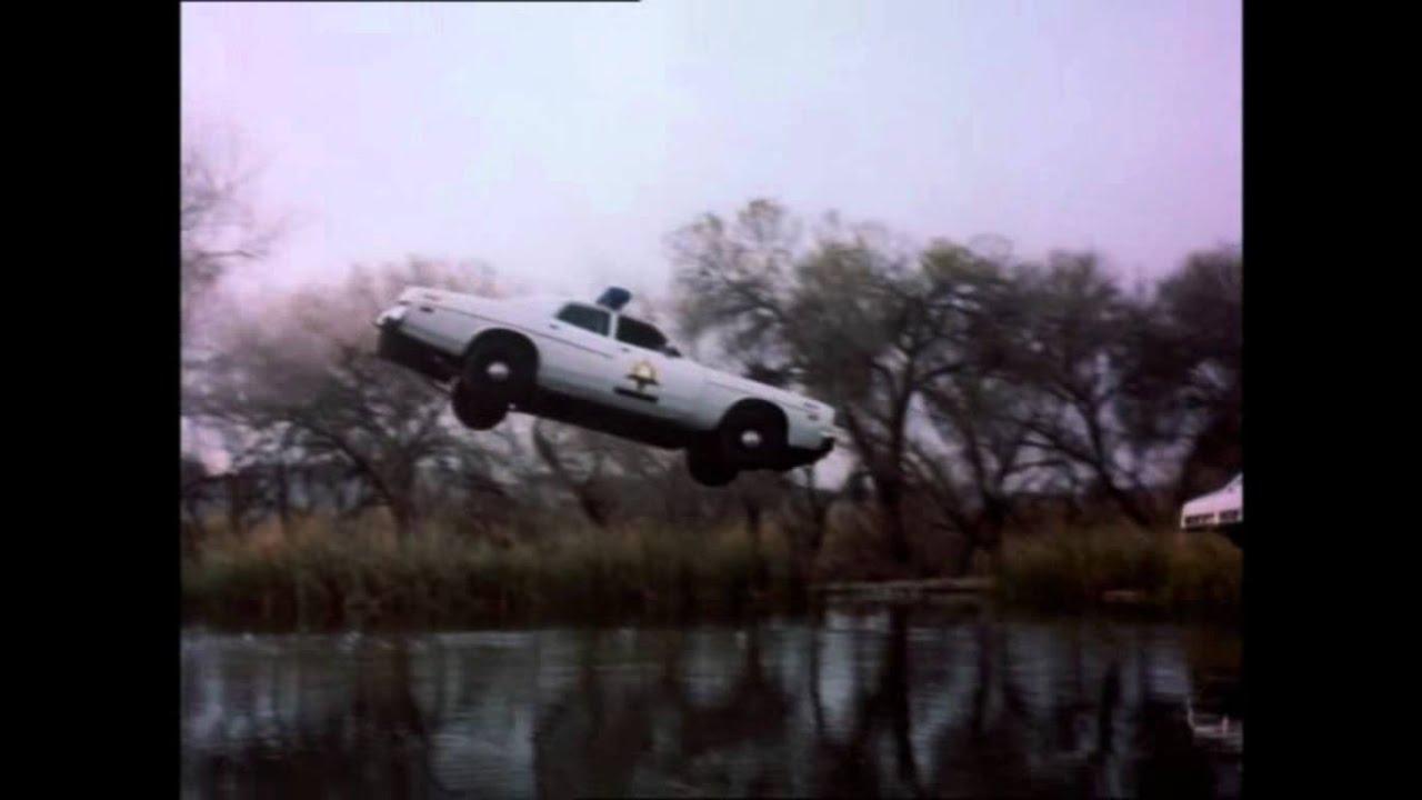 Dukes Of Hazzard Police Car Crash