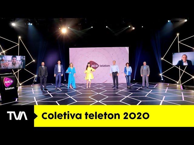 Coletiva de Imprensa para anunciar o novo formato do Teleton 2020