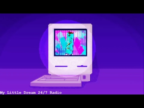24/7 Vaporwave/Electronic/Future Funk radio - relaxing beats to study/chill/sleep to