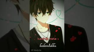 En Kadhal💔 Mela Kadavulukku💔 Romba Poramai💔 Whatsapp Status Tamil💔 Gana aiya new love song