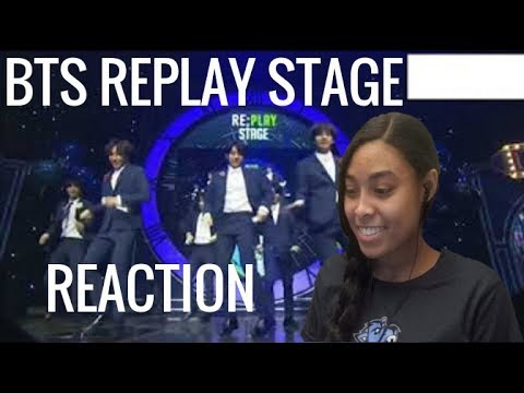 BTS Replay Stage (Random Dance Challenge) (PROM PARTY) Reaction