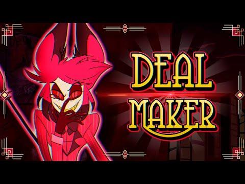 DEAL MAKER ▶ Hazbin Hotel   Alastor Song   TytoCat