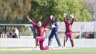 Highlights from Round 1 of the 2018-19 CA Under 17 Male National Ch...