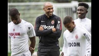 Thierry Henry à Monaco : le goût du contrôle et de la réflexion